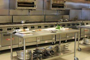 kitchen, industrial kitchen, commercial